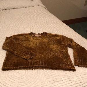 Philosophy Chenille Sweater